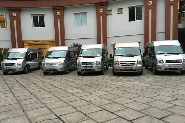 Vietnam Fixer Transportation and Support