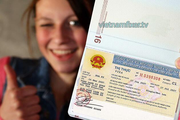 Vietnam Journalist Visa
