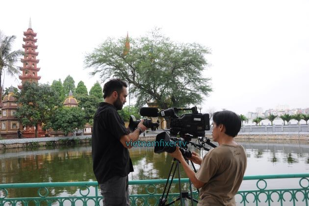 We are passionate on our work of TV Production Services in vietnam