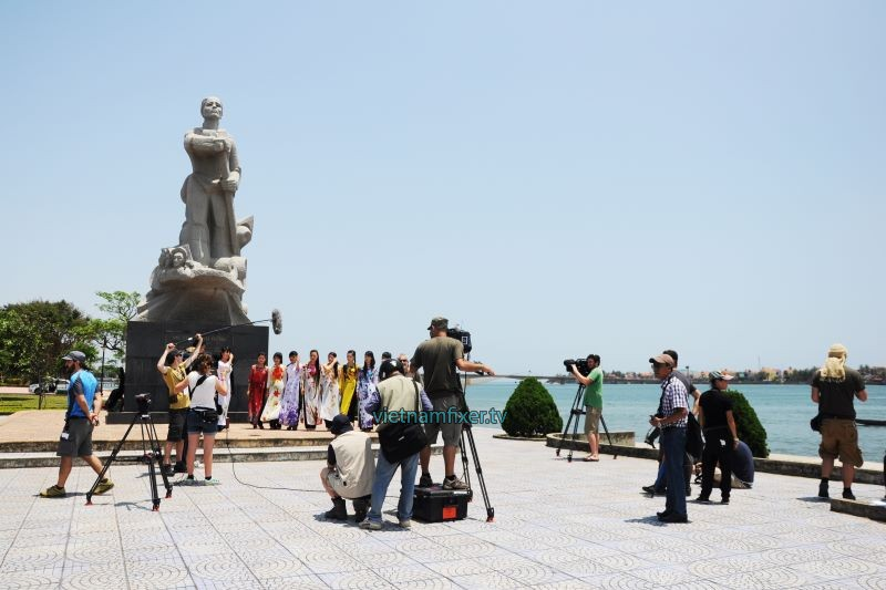 film and TV production in Vietnam