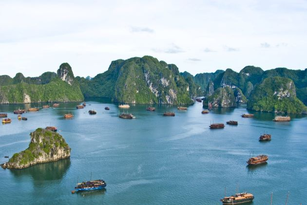 halong bay the best time to shoot a film in north vietnam