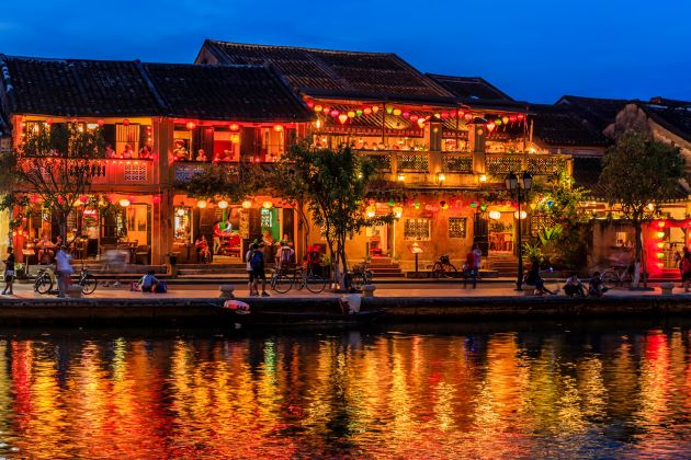hoi an ancient town the wonderful time to shoot a film in central vietnam