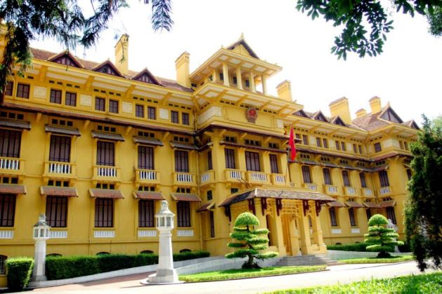 ministry of foreign affairs in vietnam