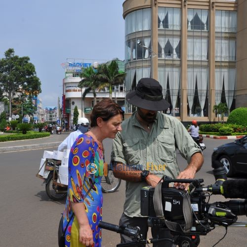review of Adam Grabiel about video production services in Vietnam