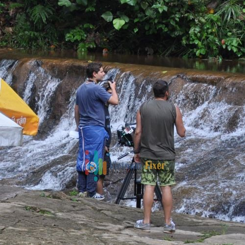 review of Guillaume Duvivier about tv production services in Vietnam