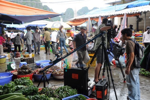 vietnam film fixer can provide whatever you need