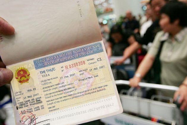 visa permit in vietnam